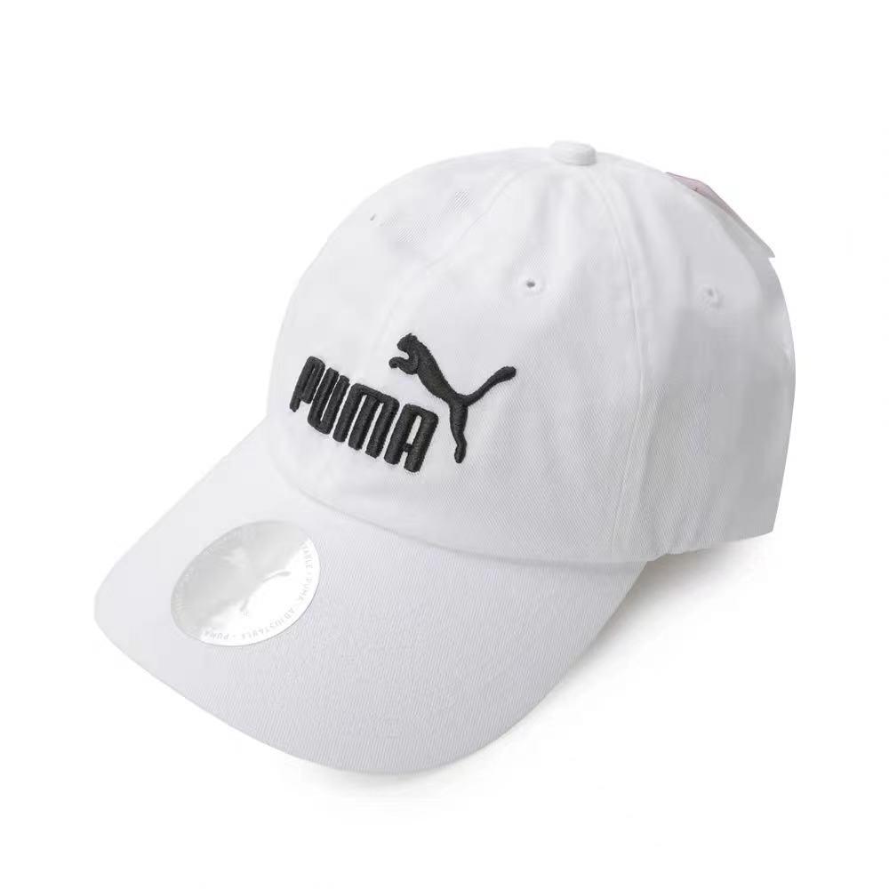 PUMA运动帽05291910-白