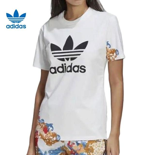adidas 运动衣Gm3354(女款白)
